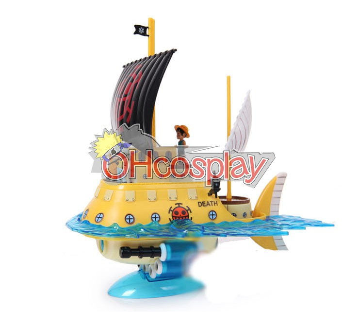 One-Piece-Marle-de-Dragonne--Luo-submarine-Model-Toy