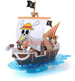 One-Piece-Marle дьо Dragonne - Golden-весела-Model-Toy