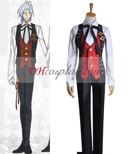Amnesia Fastelavn Kostumer Ikki Working Uniform udklædning Fastelavn Kostumer
