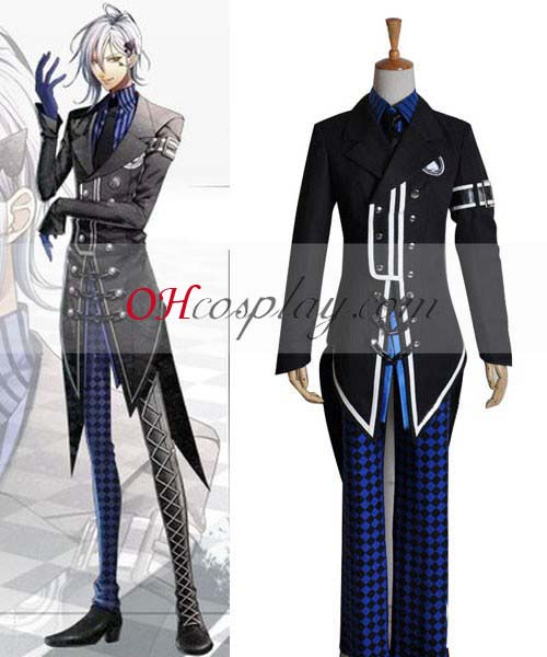 Amnesia the Dark Decent Costumes Ikki Cosplay Costume