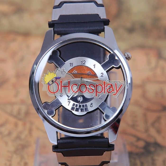 2013 Fashion One Piece Cosplay Pocket Watch chain watch