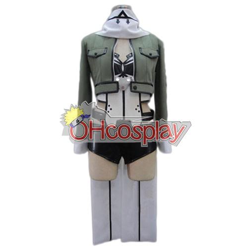 Sword Art Онлайн костюми (Gun Gale Online) Sinon Cosplay костюми