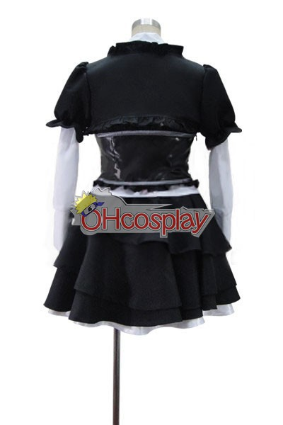 Chunibyo Fastelavn Kostumer Rikka Takanashi Lolita Dress udklædning Fastelavn Kostumer