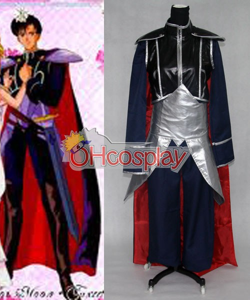 Prince Darian Cosplay Wiene From Sailor Moon Kostüm