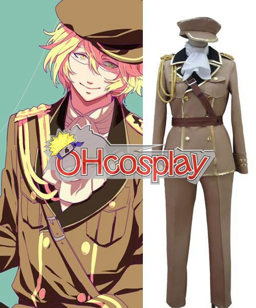 Uta no Prince-sama Cosplay Shinomiya Natsuki Singing Cosplay Costume