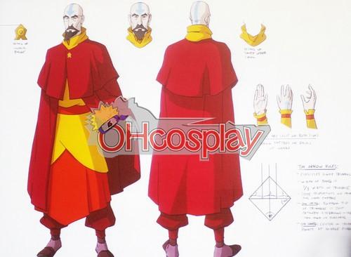 Legend of Korra Fastelavn Kostumer Tenzin udklædning Fastelavn Kostumer