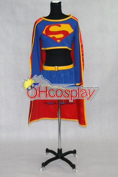 Super Girl Cosplay костюми