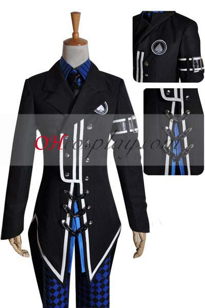 Amnesia костюми Ikki Cosplay костюми