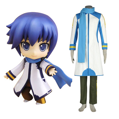 Luxe Déguisement Vocaloid Kaito 1 Premier Costume Carnaval Cosplay