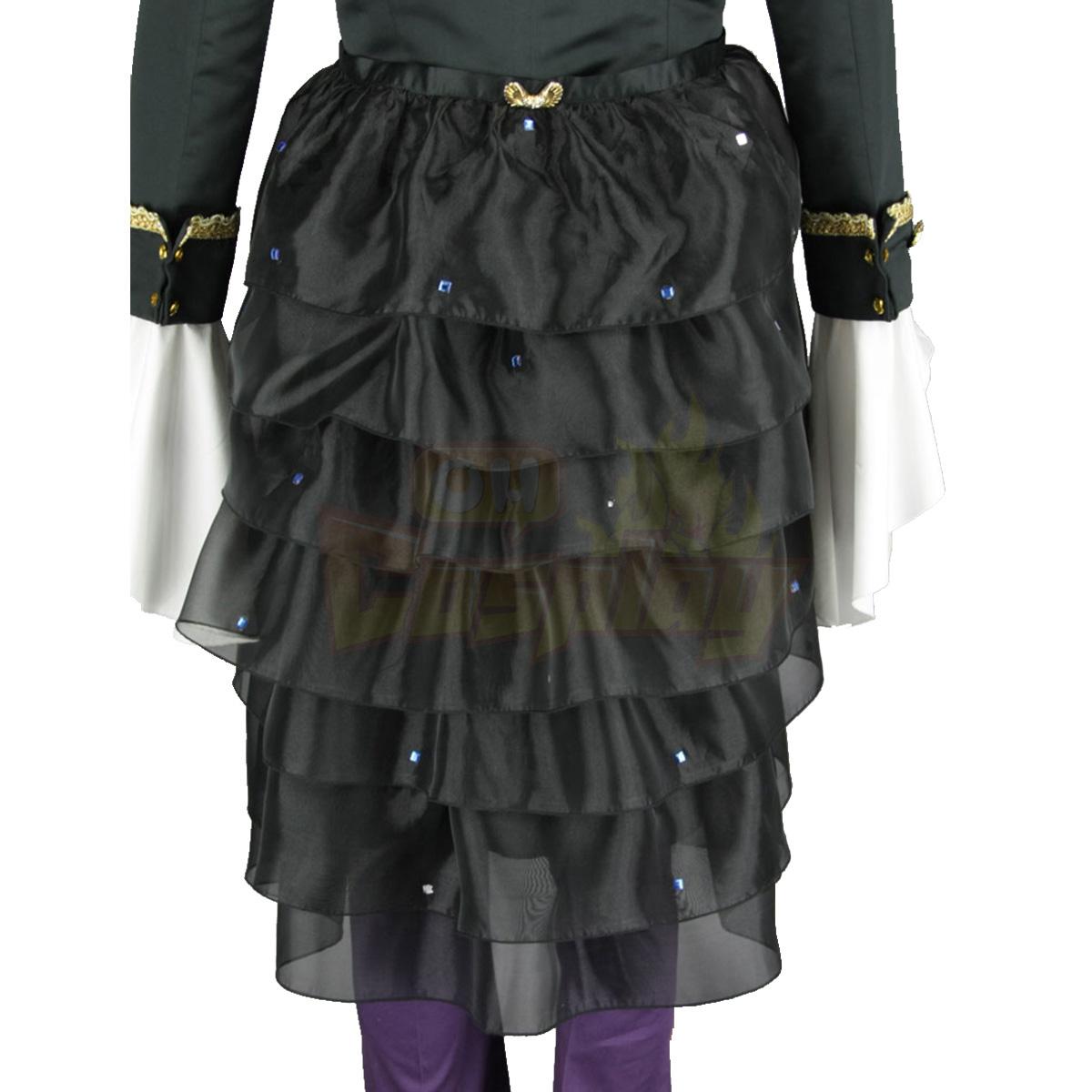 Luksuriøs Vocaloid Gackpoid 1 udklædning Fastelavn Kostumer