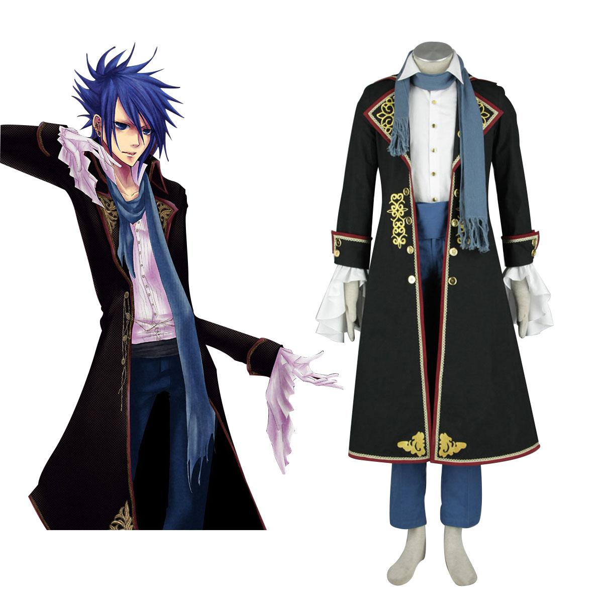 Fantasias Vocaloid Kaito 2 Trajes Cosplay