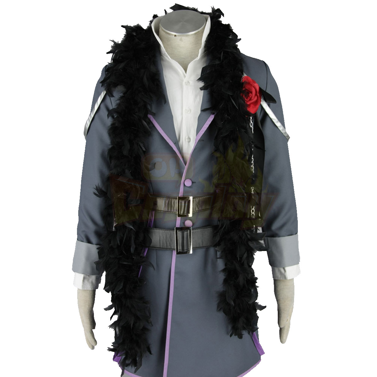 Deluxe Vocaloid Gackpoid 2ND Cosplay Costumes