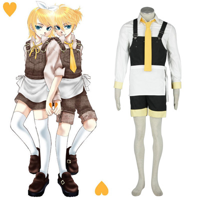 Australia Vocaloid Kagamine Len 6TH Cosplay Costumes