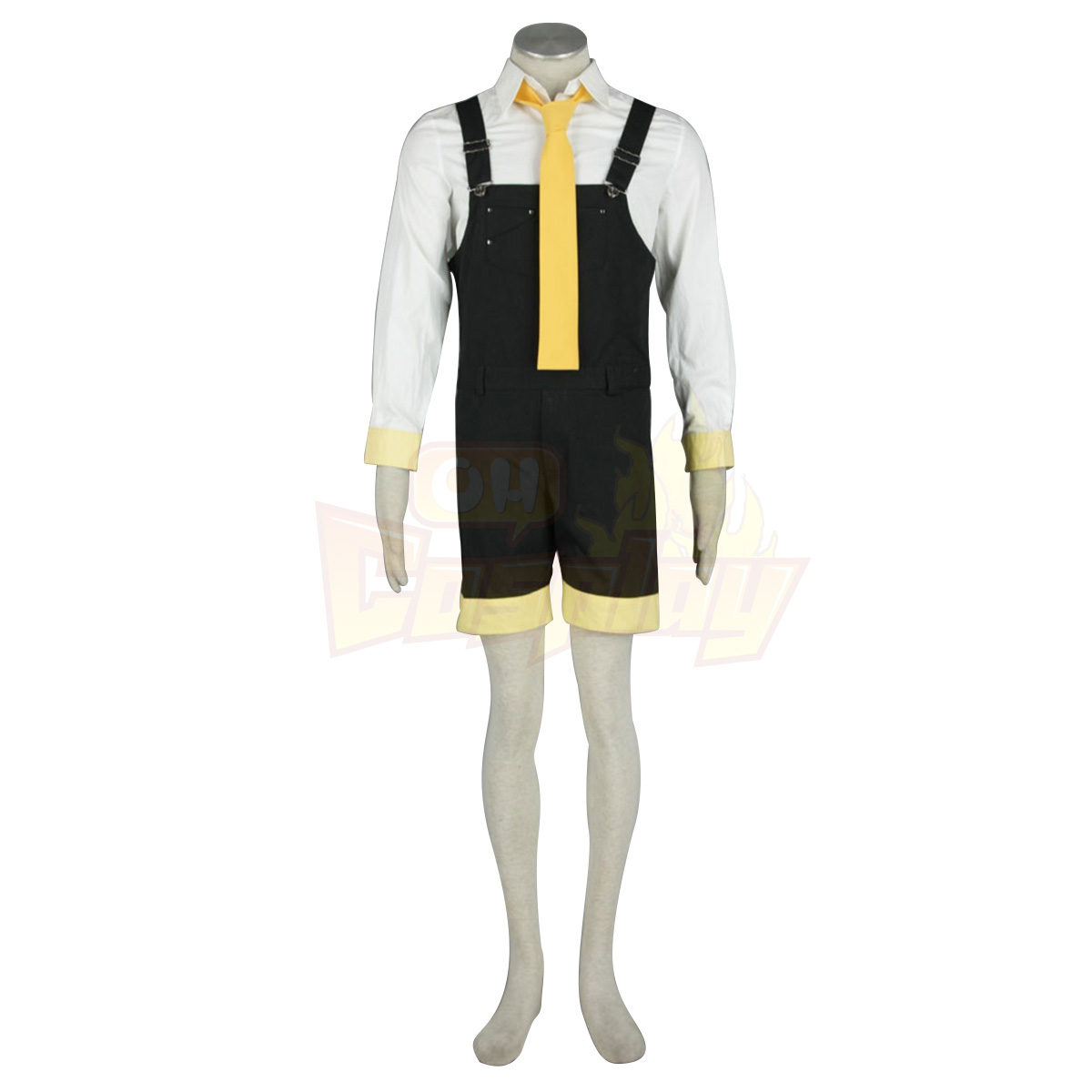 Deluxe Vocaloid Kagamine Len 6TH Cosplay Costumes