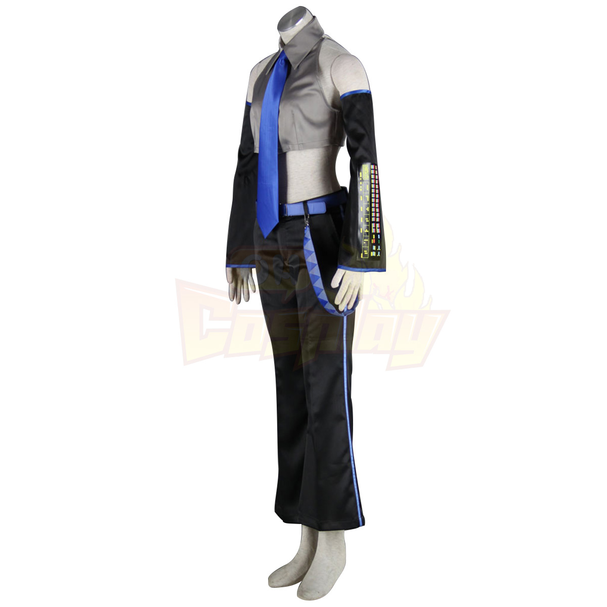 Deluxe Vocaloid Haku 1ST Cosplay Costumes