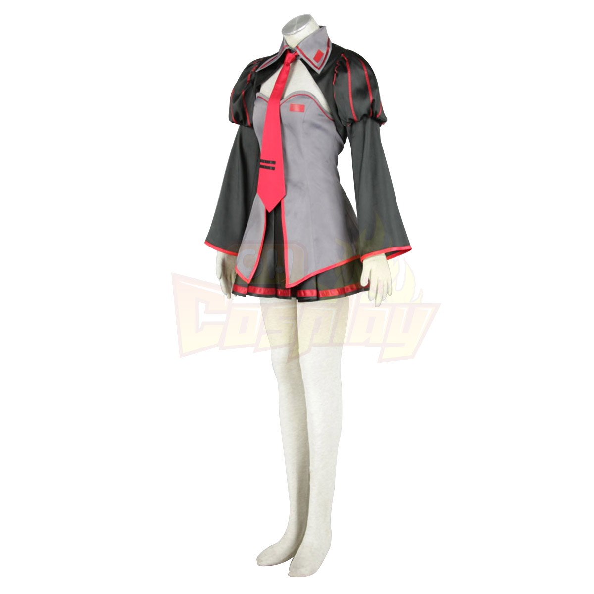 Fantasias Vocaloid Zatsune Miku 1 Trajes Cosplay