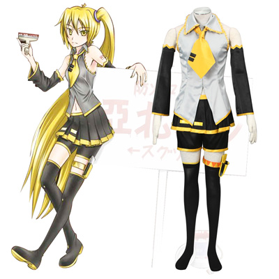 Vocaloid Akita Neru 2ND Cosplay Costumes New Zealand