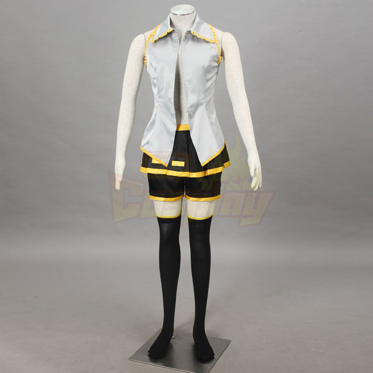Deluxe Vocaloid Akita Neru 2ND Cosplay Costumes