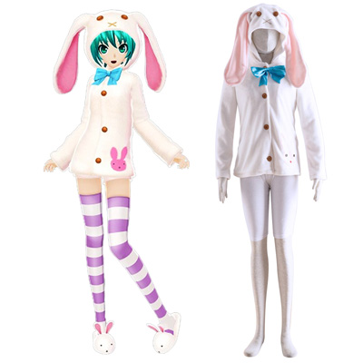 Deluxe Vocaloid Hatsune Miku 15TH Cosplay Costumes