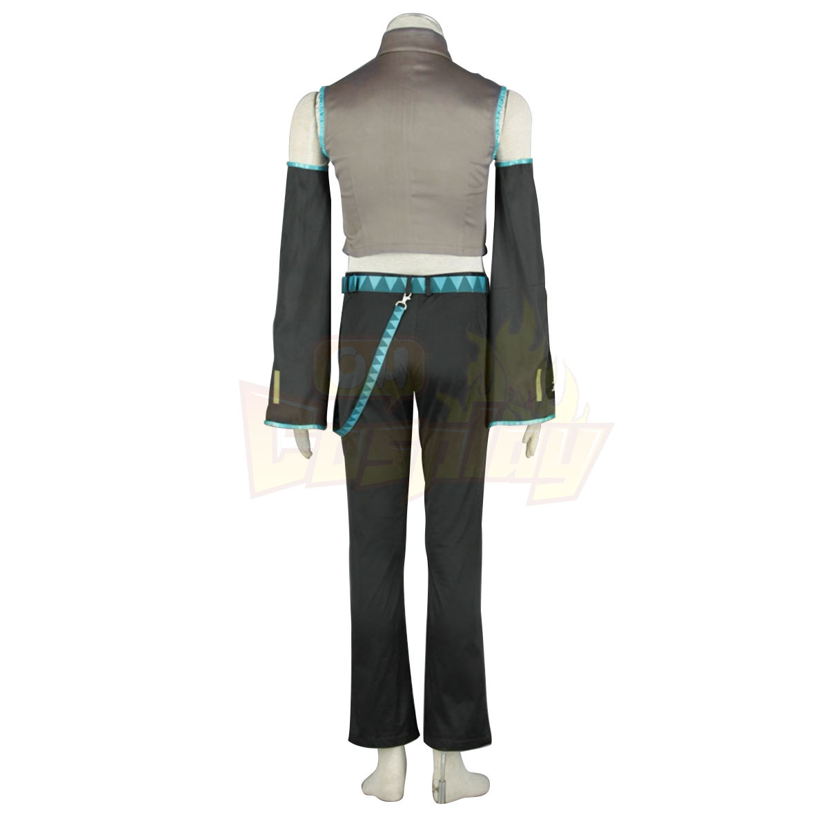 Luxe Vocaloid Hatsune Mikuo 1 Cosplay Kostuums