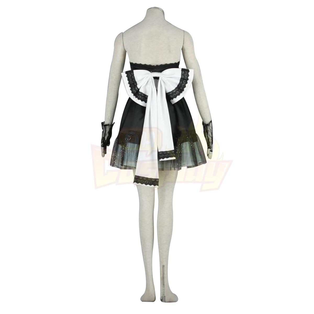 호화로운 보컬로이드 하츠네 미쿠 8 코스프레 의상