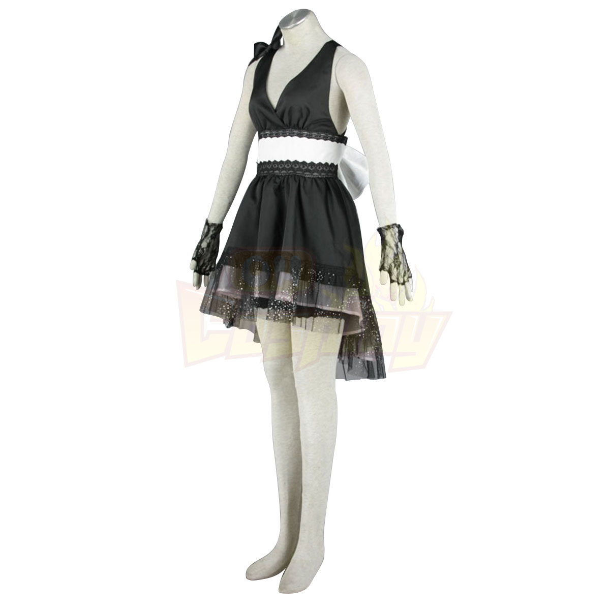 Deluxe Vocaloid Megurine Luka 4TH Cosplay Costumes